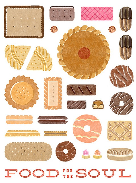 Omiyage Blogs, Biscuits