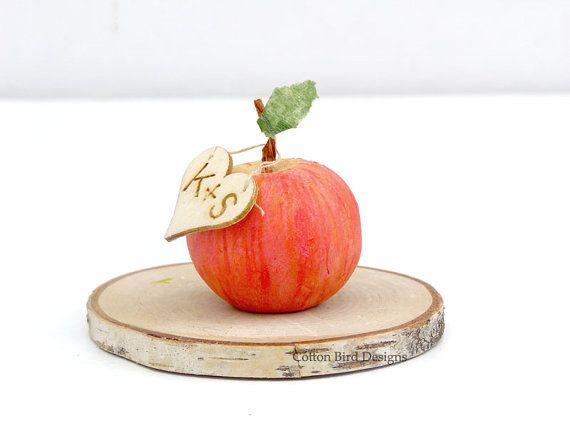 Fourth Wedding Anniversary 'Fruit'  Mini Clay by CottonBirdDesigns