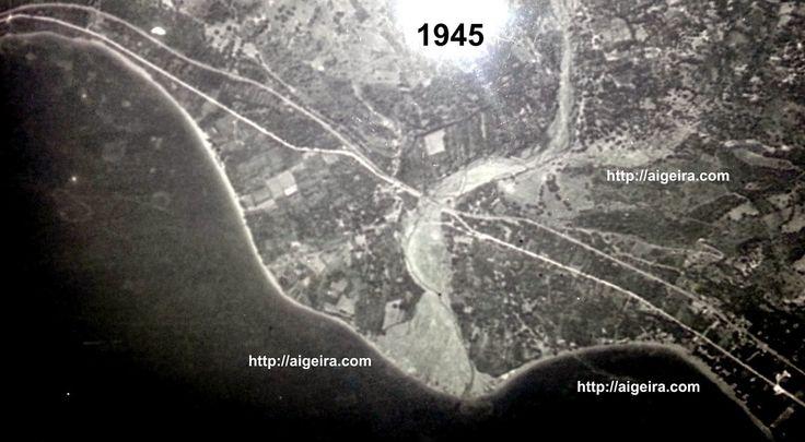 Αιγείρα διαχρονικά... (68 χρόνια) με αεροφωτογραφίες !