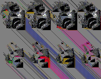 """Check out new work on my @Behance portfolio: """"Delta Waves - Sonification & GLIC"""" http://be.net/gallery/60208137/Delta-Waves-Sonification-GLIC"""