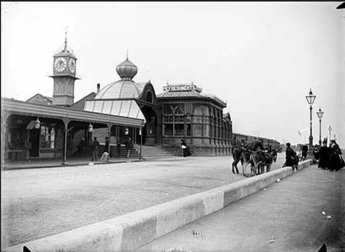 Cleethorpes Train Station