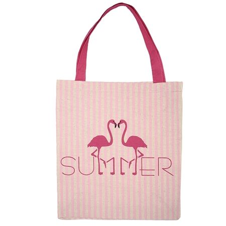 Cotton bag Falming #flamingsbag http://www.brytyjka.pl/torba-ekologiczna-lniana-flamingi-id-1118.html
