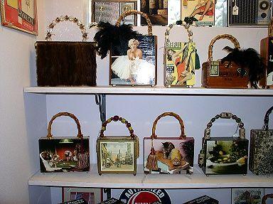 Assorted Cigar Box Purses: Ideas, Cigar Purses, Box Purses Maybe, Altered Bags Boxes Bottles, Cigar Crafts, Cigar Boxes, Box Purses Crafts, Cigar Box Purse, Box Crafts