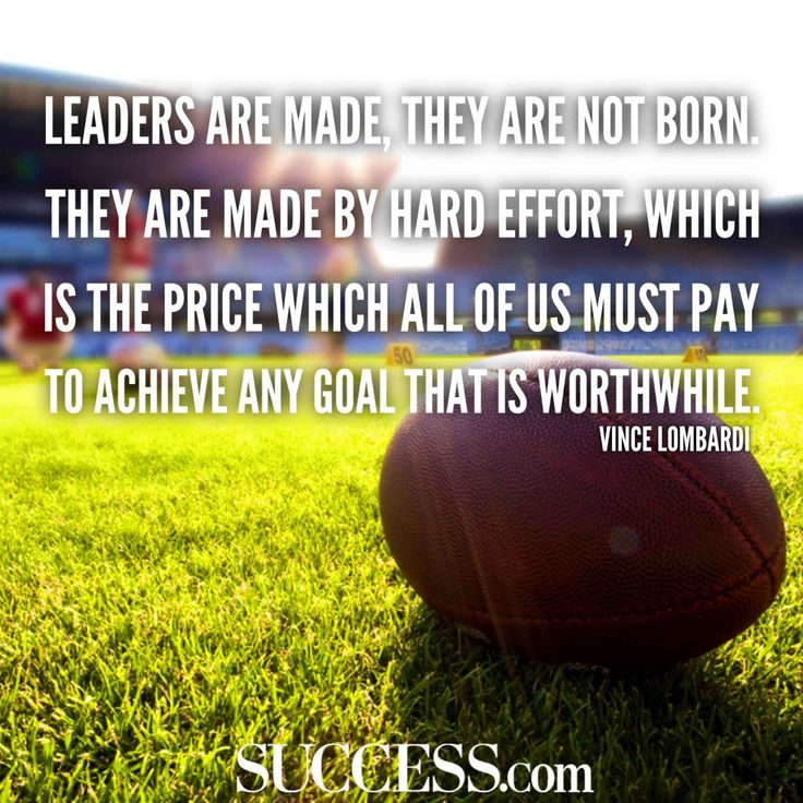 Motivational Quotes About Success: Best 10+ Nfl Quotes Ideas On Pinterest