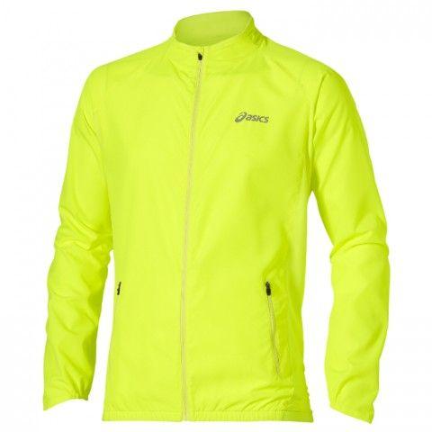 Asics Woven Jacket Herre - Løbetøj herre - LØBETØJ | Runnersmarket