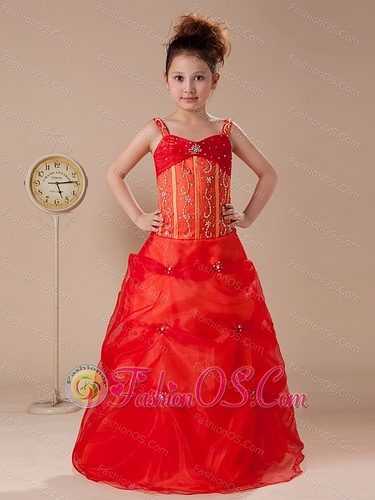 2013 new arrival coral-red-organza-flower-girl-dress- fashionos.com  junior pageant dresses,pageant dresses for lil girls,pageant dresses for teens,little girls outfit,party dresses for little girls,formal dresses for little girls,dress for little girl,pageant attire,girls holiday dresses,flower girls dresses,pagent dresses