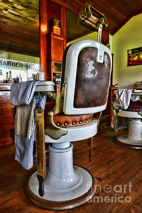 120 Best Barbershop Art Images On Pinterest