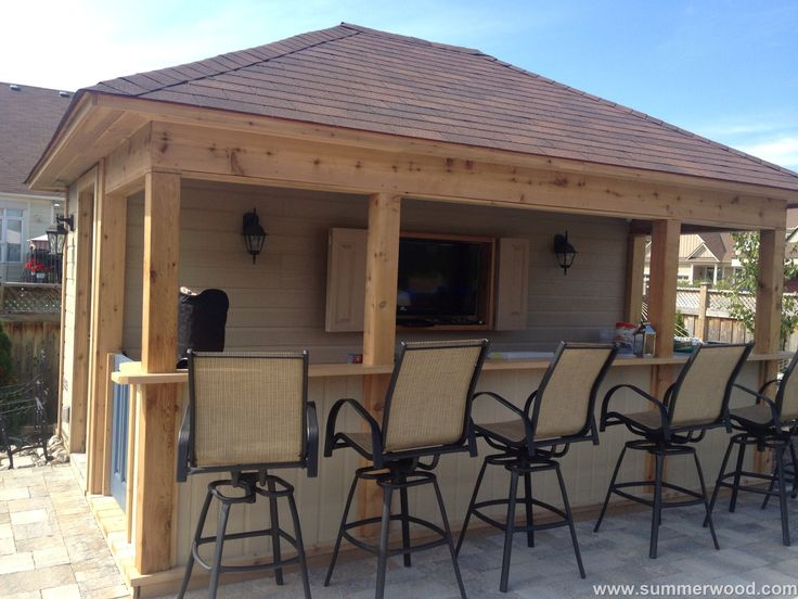 Best Of Pool Cabanas with Bar
