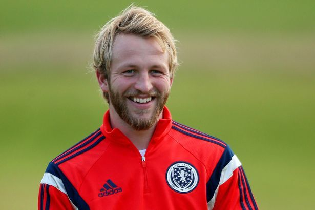 Johnny Russell  (Scotland)