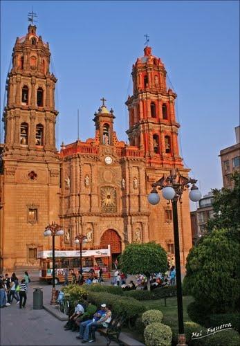 La Catedral de San Luis Potosí (México)