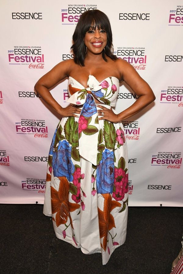 attends the 2017 ESSENCE Festival presented by Coca-Cola at Ernest N. Morial Convention Center on June 30, 2017 in New Orleans, Louisiana.