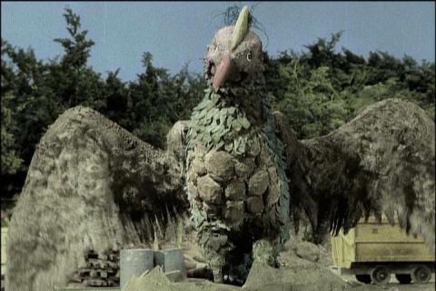 ウルトラQ−1−原始怪鳥リトラ