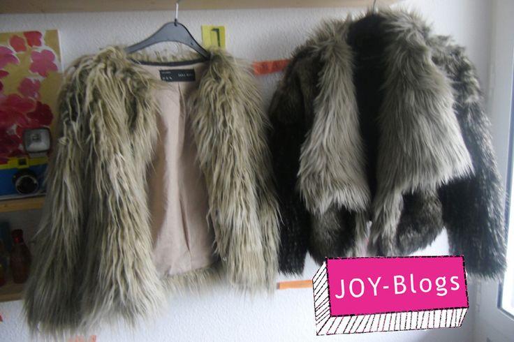 Bloggerin Lois über ihren EinkaufAlso so ganz hat es mit meinem Winter Season's Must Have nicht geklappt. Einen petrolfarbenden Fellmantel