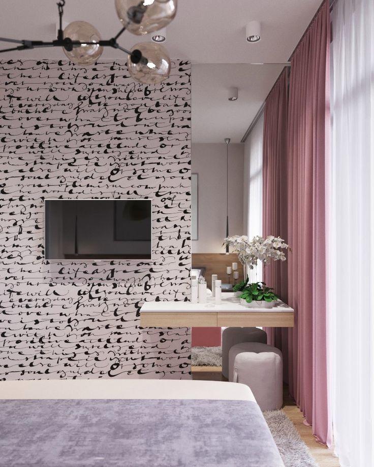 Дизайн интерьера спальни для молодой девушки - фото 3