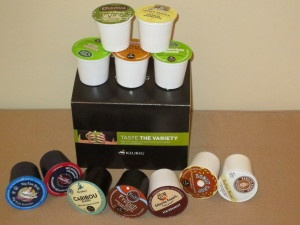 Keurig K-Cup Variety Pack Flash