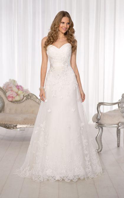 Essense of Australia Wedding Dress Style D1599 | Blush Bridal