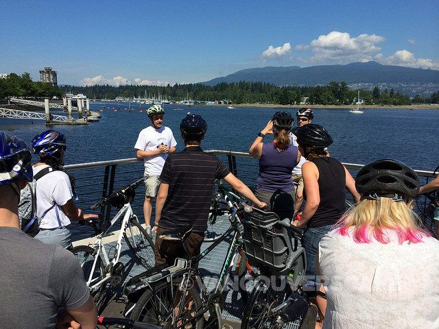 Vancouver's Cycle City Tours Launches a Craft Beer Bicycle Tour   #Vancouverscape #craftbeer #Canada #vancouver #CycleCityTours