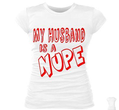 Kappa Alpha Psi spouse t-shirt
