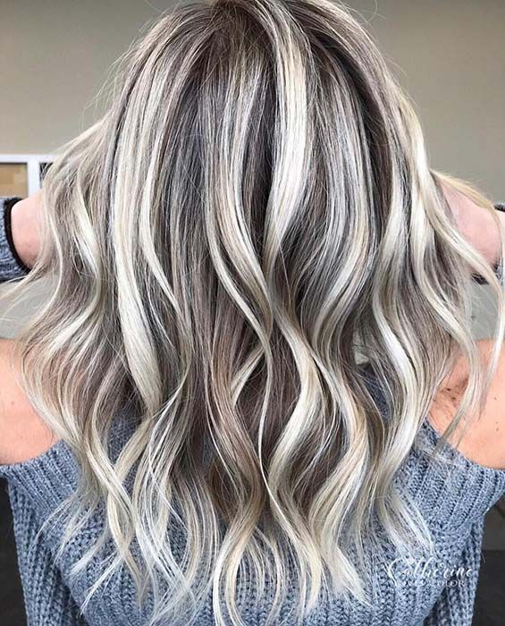 23 Ways To Rock Brown Hair With Blonde Highlights Fashion Blog In 2020 Brown Hair With Blonde Highlights Brown Blonde Hair Blonde Highlights On Dark Hair
