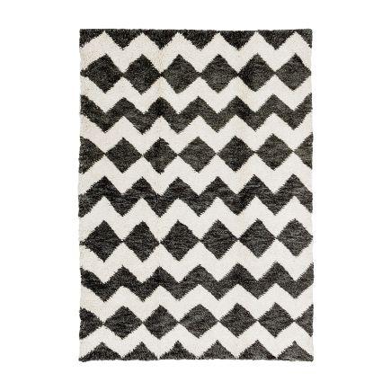 natural u0026 charcoal deville shag carpet - Shag Carpet