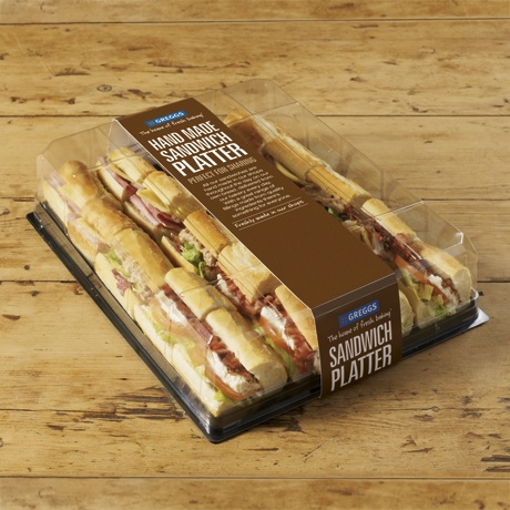 20 sandwich packaging