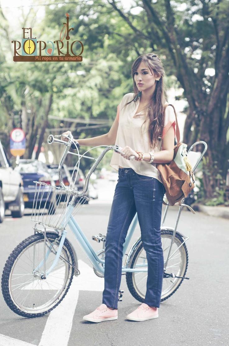Blusa apliques neón 2013 moda femenina El Ropario