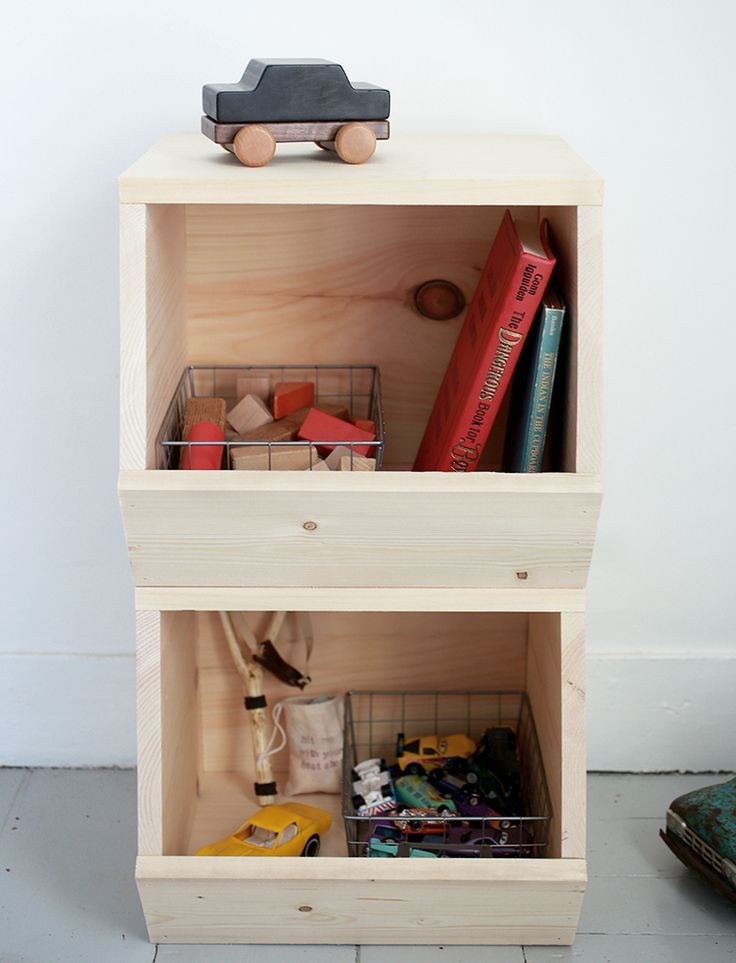 Wood Effect Kids Playroom Bedroom Storage Chest Trunk: Best 25+ Toy Bins Ideas On Pinterest