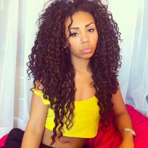 Pretty Black Girls With Curly Hair Tumblr | www.imgkid.com ...