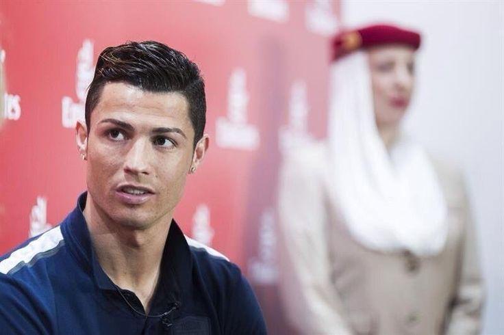 Cristiano Ronaldo ambassador Fly Emirates ~ Real Madrid News Now