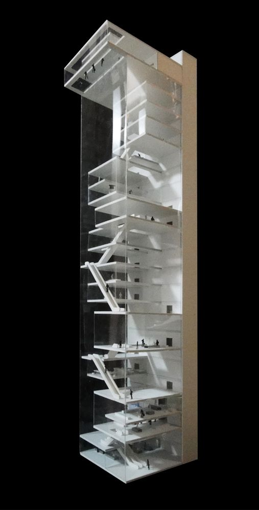 Vertical Omotesando | Architect Wai Think Tank