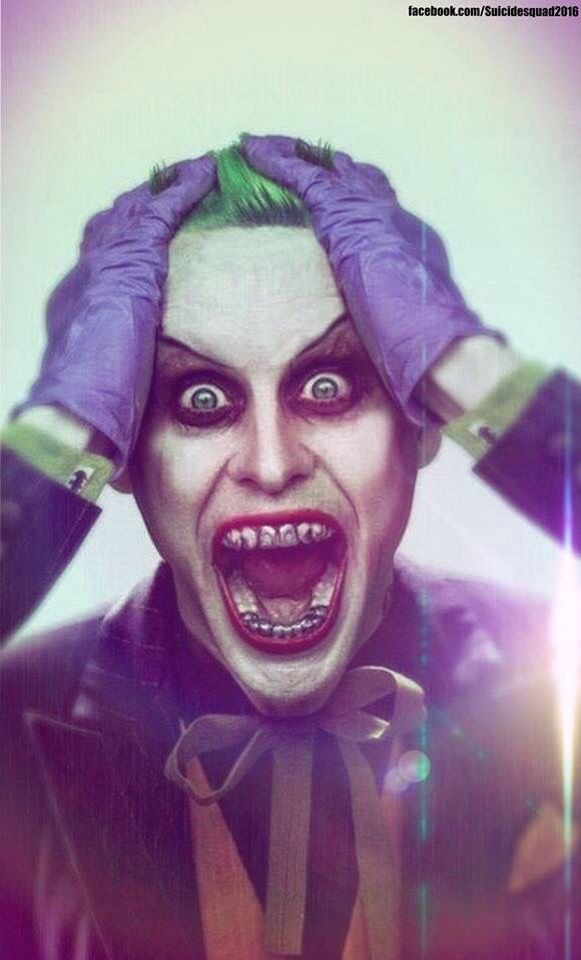 New Jared Leto joker!!!