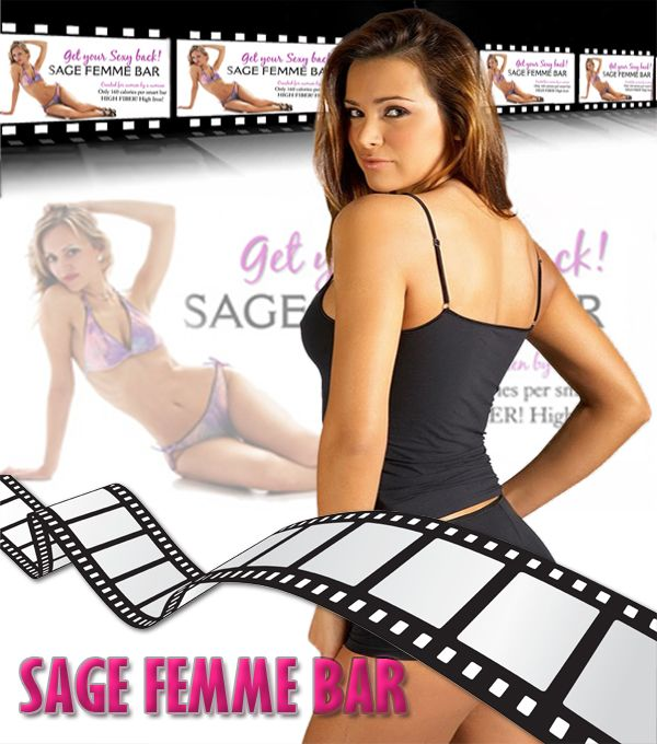 Find your curves again & get your sexy back with Sage Femme Bars! http://sagefemmebar.com