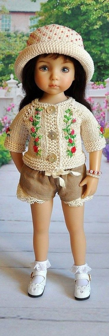 Effner I absolutely love this doll! Would love to have one.....