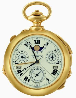 "Sotheby's To Re-Auction The Patek Philippe Supercomplication, The Most Expensive Pocket Watch Ever - by David Bredan - See the full article and learn more now on aBlogtoWatch.com ""The Patek Philippe Supercomplication is expected to sell for around 15 million Swiss francs (or about $16.8 million). And since the sale coincides with the 175th anniversary of Patek Philippe, we feel we are likely going to see it exceed even this..."""