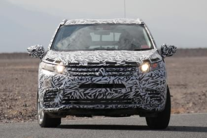 New Mitsubishi SUV teased ahead of Geneva 2017 reveal #new #midsize #suv http://stockton.nef2.com/new-mitsubishi-suv-teased-ahead-of-geneva-2017-reveal-new-midsize-suv/  # New Mitsubishi SUV teased ahead of Geneva 2017 reveal Mitsubishi s Qashqai rival set to make full debut at the Geneva Motor Show Mitsubishi is gearing up for the 2017 Geneva Motor Show with its most important new car in years. Set to take on the Nissan Qashqai. the new SUV has been previewed in a single teaser image. The…