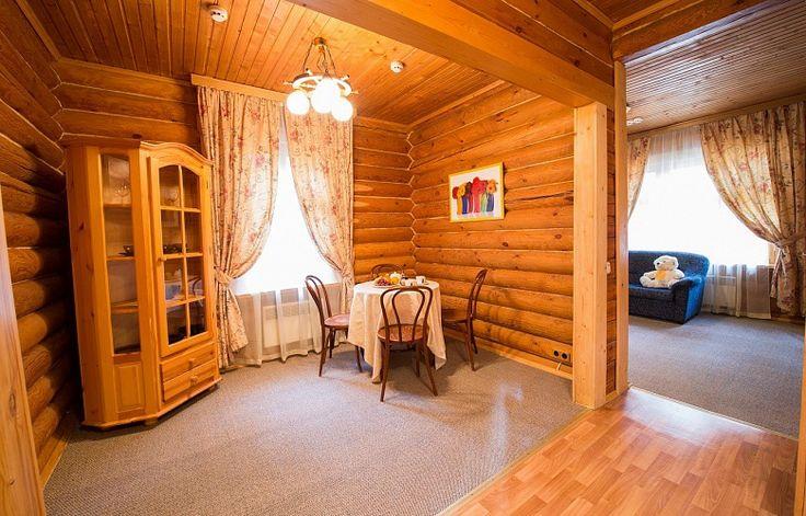 Забронировать малый коттедж - Отель «Лада Holiday» Лопотово, Московская область