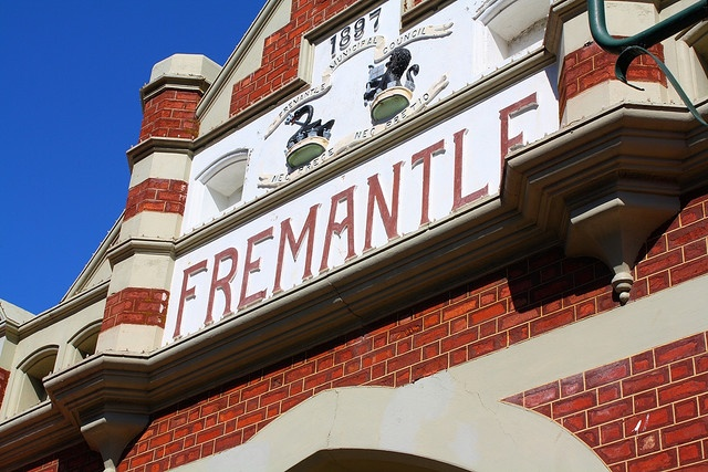 Fremantle Markets by huliarules on Flickr