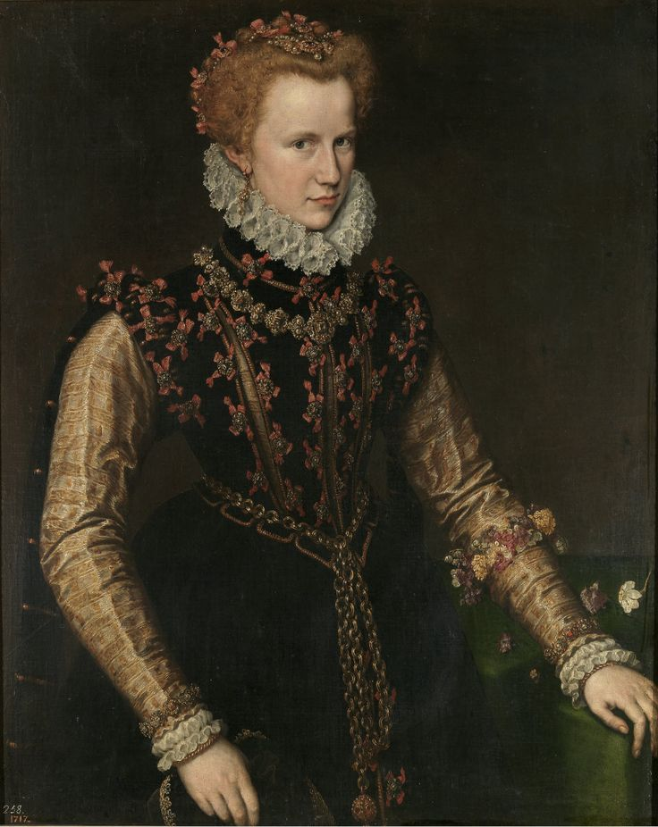 Moro, Antonio La duquesa de Feria Segunda mitad del siglo XVI