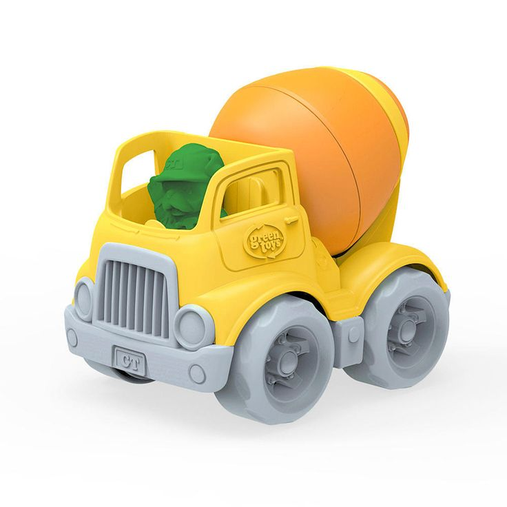 Green Toys - Mixer Truck - A Whole Lot of Love