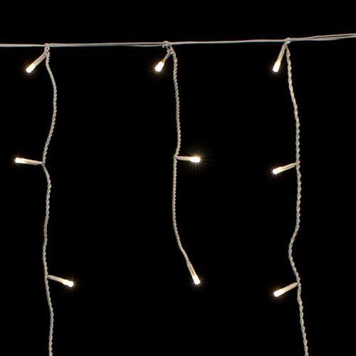 #kerstverlichting buiten - Konstsmide LED Icicle Lichtsnoer