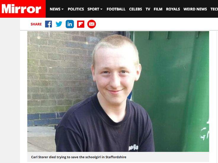 Un jeune homme de 21 ans meurt après avoir sauvé une fille de…