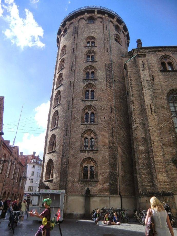 Rundetårn, Copenhagen's Bizarre Astronomical Tower