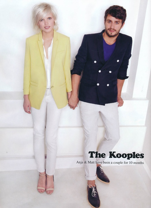 Anja & Matt, The Kooples