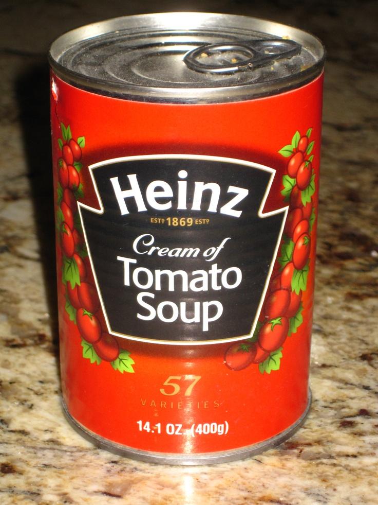 Heinz Tomato Soup Cake Loaf Recipe
