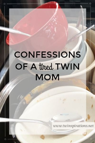 I need to confess that there are things I do now as a mom that I would have been horrified at before having children. I'm sure that a lot of these things are something any tired, busy mom of twin newborns would do (I'm hoping!), and not just me! And yes, some days I gross ... Read More about  Confessions of a Tired Twin Mom