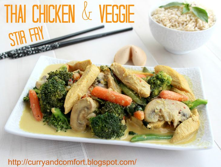 chicken stir chicken red curry stir fry pineapple chicken stir fry ...