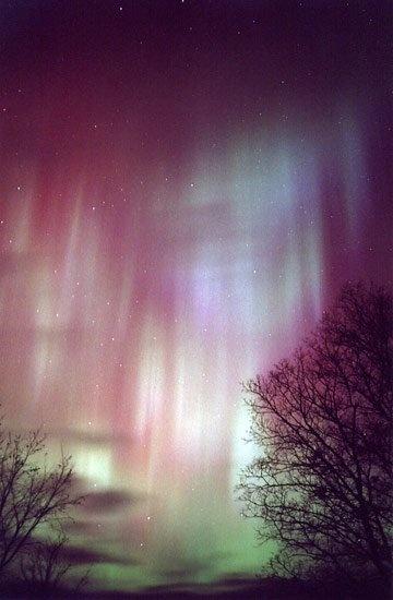 Northern Lights - Big Bay, Ontario, Canada