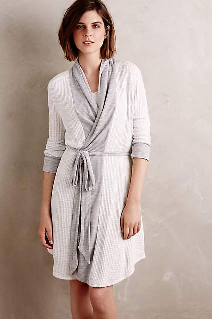 Seven Pretty Pieces to Wear While Getting Ready With Your Bridesmaids | Weddings Illustrated, Bridesmaid Robes, Wedding Day Robes, Getting Ready Sets