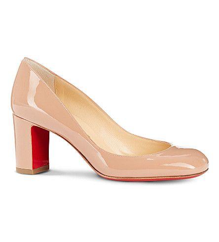 buy popular fa4b9 0acad CHRISTIAN LOUBOUTIN Cadrilla 70 patent   Shoes   Christian ...