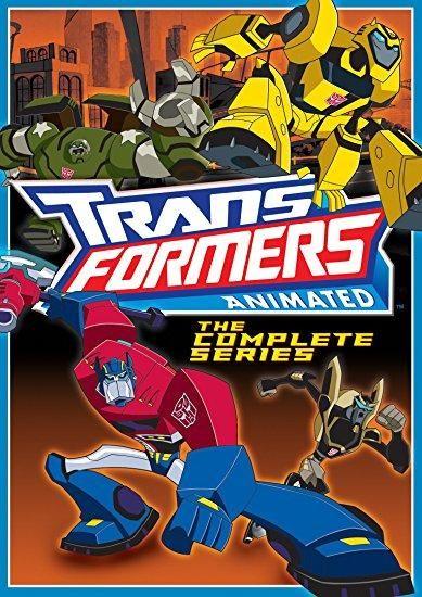 Jeff Bennett & Corey Burton & Ben Jones-Transformers Animated: The Complete Series